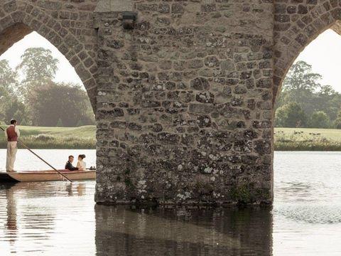 Свадебное видео в Англии: София и Томас // Замок Лидс