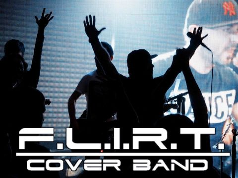 F.L.I.R.T. Cover Band - Just Dance (Cover) | F.L.I.R.T. Кавер-группа Киев