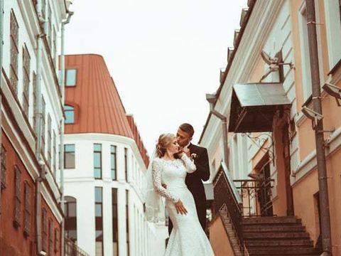 Свадебное видео Антон и Кристина