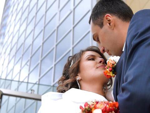 Свадьба Марии и Андрея