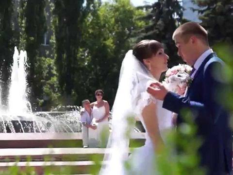Свадьба Анжелики и Дениса