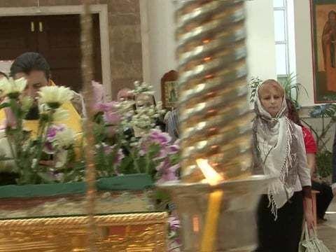 Венчание в Омске