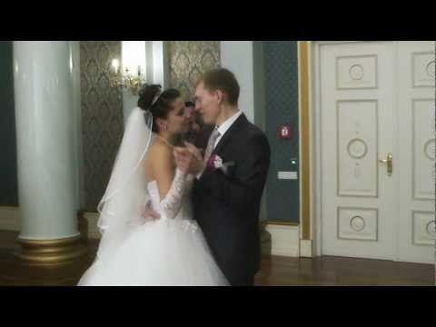 """Свадебный Клип """"Я от тебя схожу с ума"""" 19.11.2011 г. г.Тюмень"""