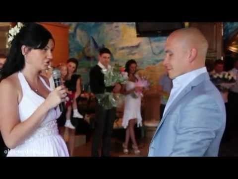 Выездная регистрация в загородном клубе в Зеленограде. Свадьба от Ольги Поляковой & Co