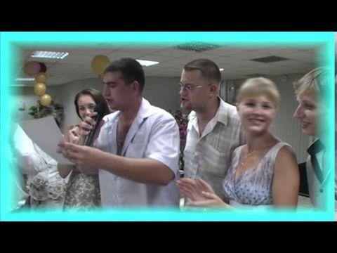 видео клип проведение свадеб ведущей Галины Ниловой в 2015 году