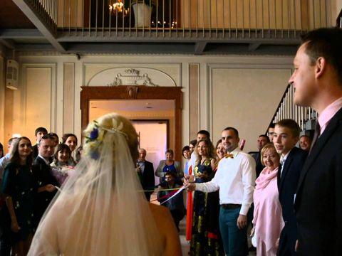 Встреча невесты и жениха ресторан Палкин