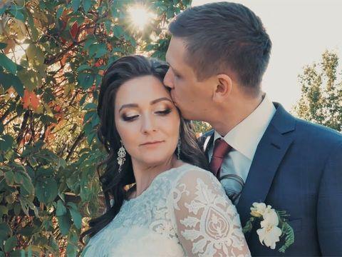 Юлия и Антон свадебный клип