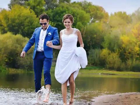 Свадьба Андрея и Марины