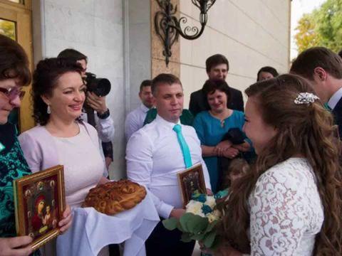 17 октября 2015 - Оксана и Павел - слайдшоу в день свадьбы
