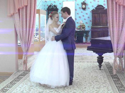 Свадьбы в Липецке 2015 Александр и Алёна