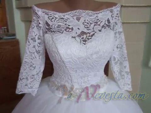 Свадебное платье по доступной цене от www.ya-nevesta.com