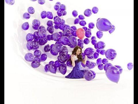 """Цветы и фигуры из воздушных шаров. Студия """"Шарман"""" Ульяновск. 8 937 275-35-59"""