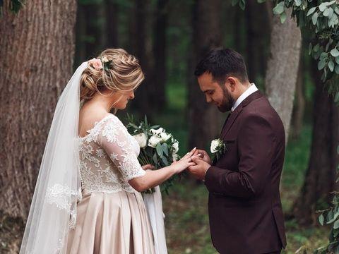 Свадьба Полины и Эльдара