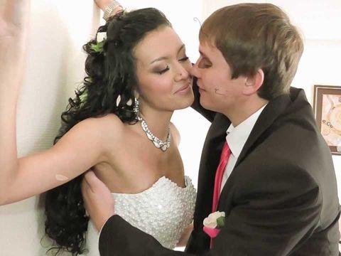 Недорогая профессиональная видеосъемка свадьбы