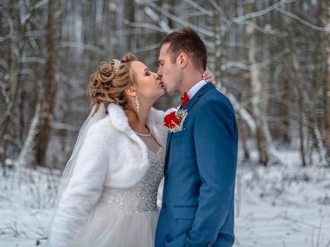 Андрей и Кристина (22 декабря 2015)