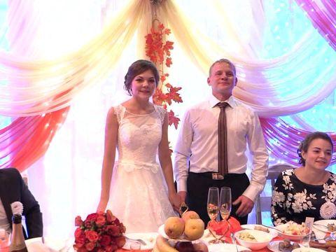 Свадебный репортаж!!!!