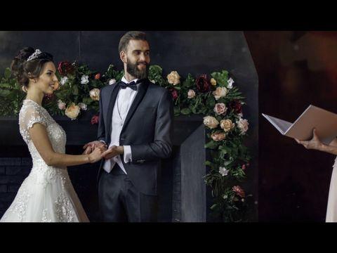 Сергей и Милена свадебный день
