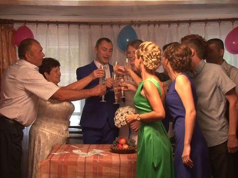 Свадьба Осенняя