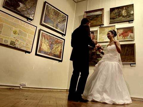 Кристина и Денис 19. 01. 2013
