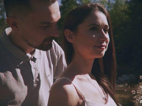 LOVE story Роман и Анастасия