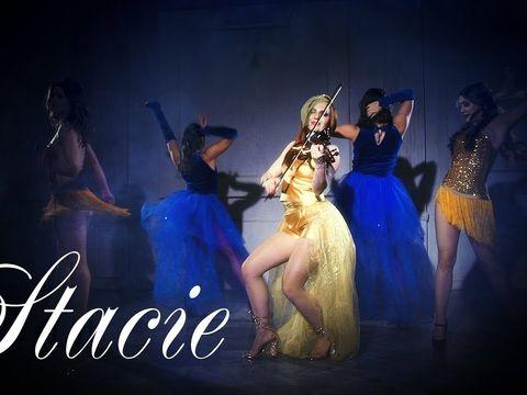 Скрипачка Stacie Promo - Maruv & Boosin Drunk Groove cover