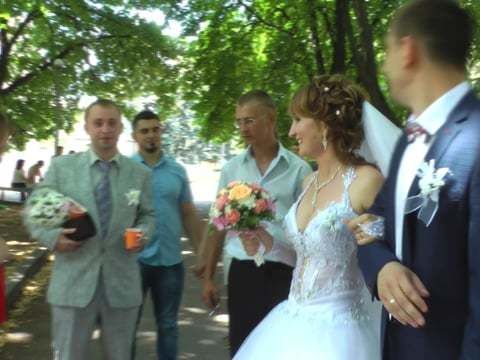 Oleg and Anjelica. Videograph : Sergey Ivankin