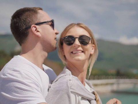 Видеоприглашение на свадьбу Андрея и Даши