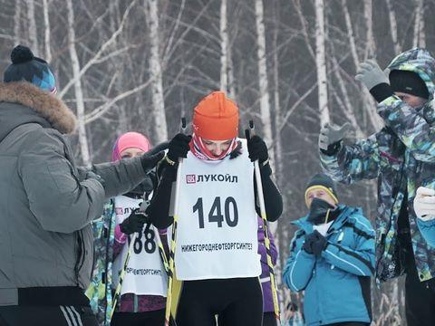 Спортивное мероприятие с участием ведущего. Илья Березин