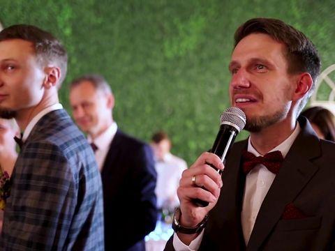 Ведущий на свадьбу в Санкт-Петербурге | Владимир Блинов