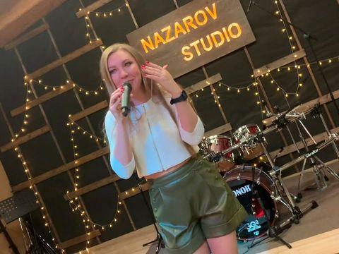 Наталия Иванова - Прикипела (Живой звук)