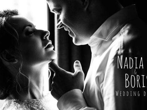 Nadia & Boris wedding day