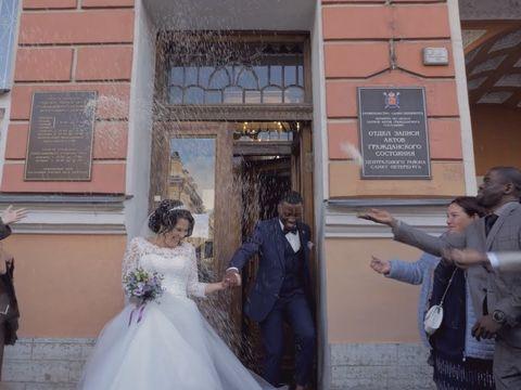 Мария и Бонбель   Свадебный фильм