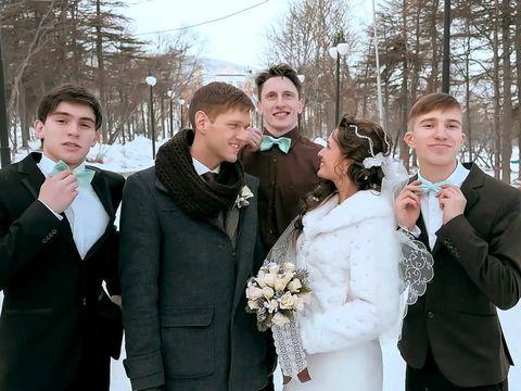 Свадебный клип Алексея и Виктории.