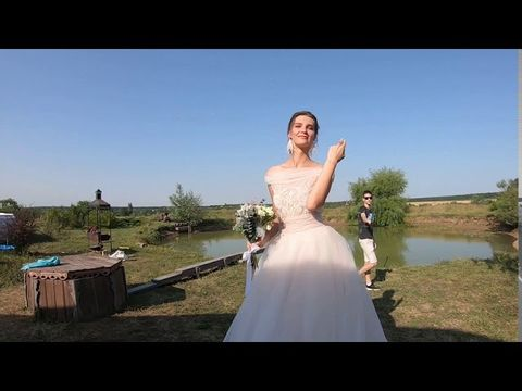 Селфи 360 на свадьбе