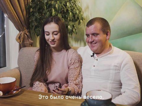 Отзыв молодоженов о свадьбе | Ведущий Александр Кулешов (Армавир - Краснодар)